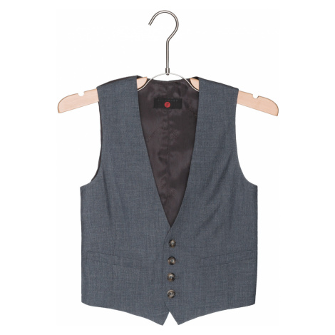 John Richmond Kids Vest Blue Grey