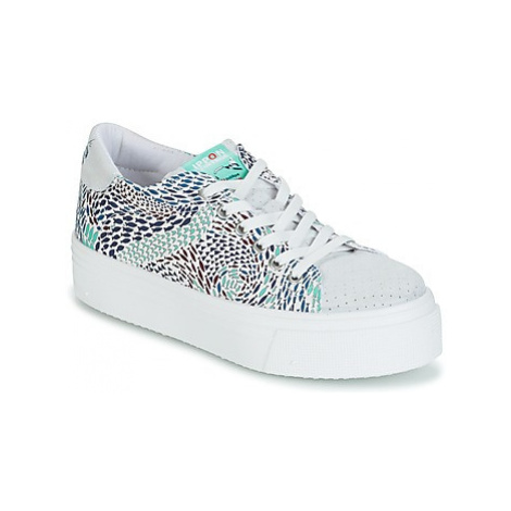 Ippon Vintage TOKYO FISH women's Shoes (Trainers) in White