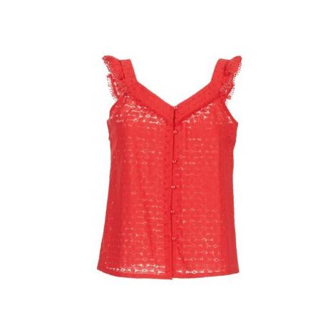 Betty London KOCLA women's Blouse in Red