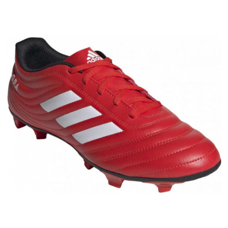 adidas COPA 20.4 FG red - Men's football shoes