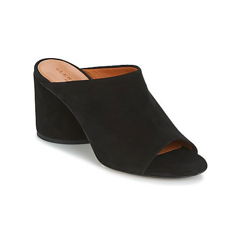 Robert Clergerie OUTERKOLA women's Mules / Casual Shoes in Black