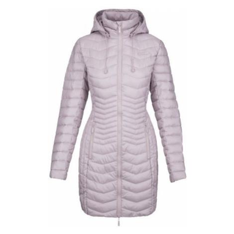Loap JONNA pink - Women's winter coat