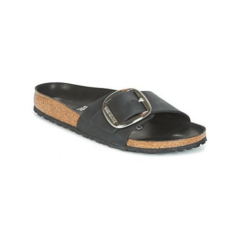 Birkenstock MADRID BIG BUCKLE women's Mules / Casual Shoes in Black