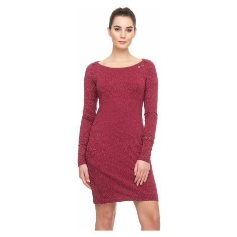 dress Ragwear River - 4055/Wine Red - women´s