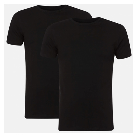 Polo Ralph Lauren Men's 2 Pack Crew T-Shirts - Black