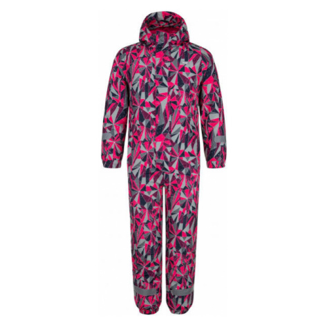 Loap CUZU pink - Children's jumpsuit