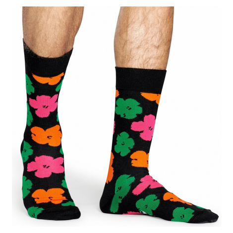 socks Happy Socks Andy Warhol Flower - AWFLO01-9000