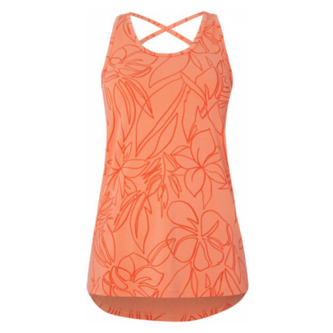 O'Neill PW XPLR TANK TOP orange - Women's tank top