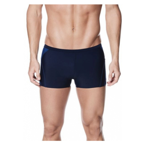 Nike POLY SOLIDS blue - Men's swimming jammers