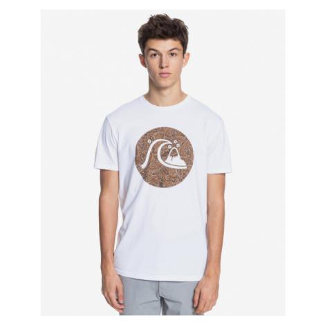 Quiksilver Bubble Jam T-shirt White