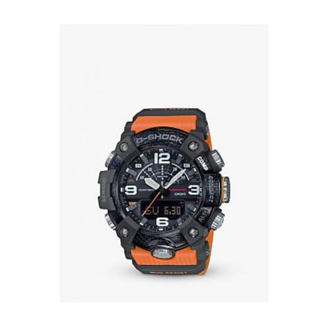 Casio Men's G-Shock Mudmaster Bluetooth Day Resin Strap Watch
