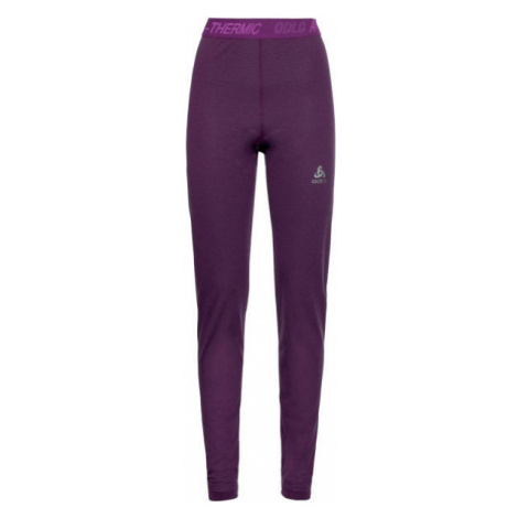 Odlo BL BOTTOM LONG ACTIVE THERMIC BOTTOM LONG - Women's functional tights
