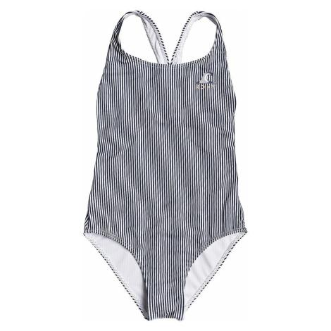 swimsuit Roxy Early Roxy Basic One Piece - BSP3/Mood Indigo Vogia S - girl´s