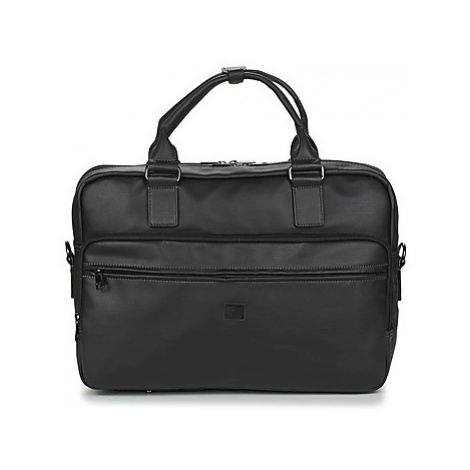Serge Blanco ABRUZZO men's Briefcase in Black