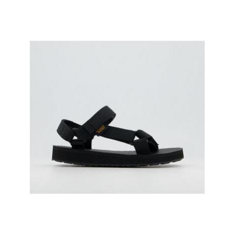 Teva Original Kids Sandals BLACK