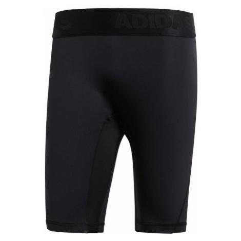adidas ALPHASKIN SHORT TIGHT black - Men's shorts