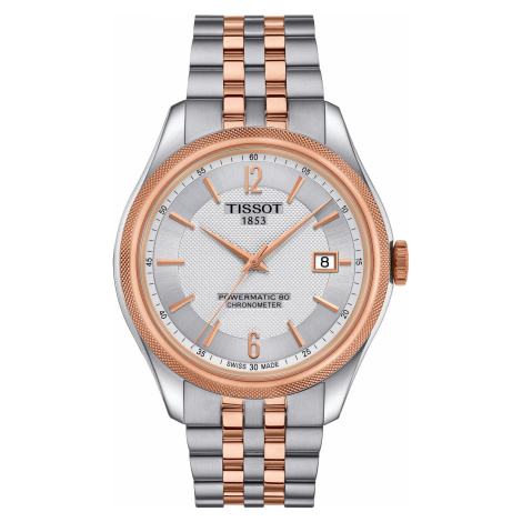 Tissot Watch Ballade Powermatic 80 Mens
