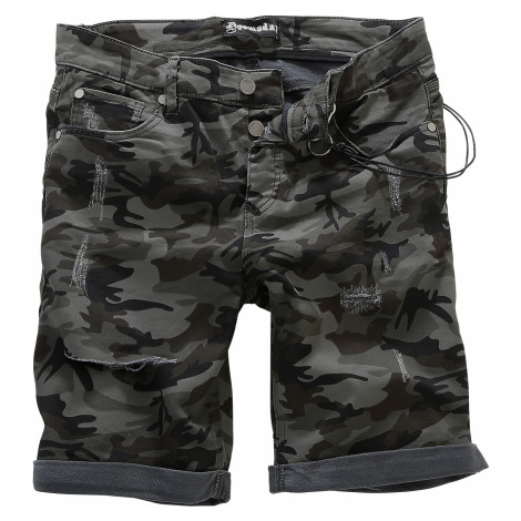 Doomsday - Night Camo - Shorts - night camo