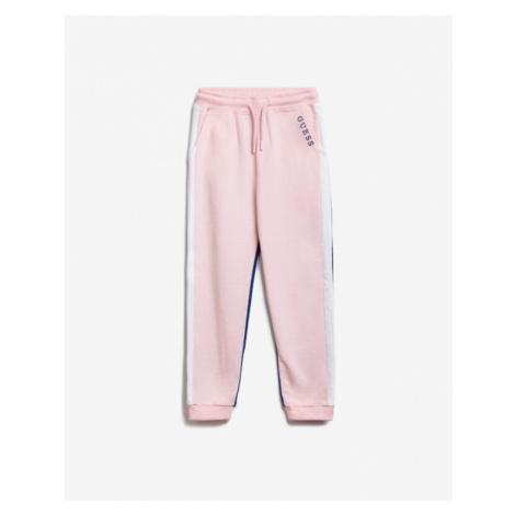 Guess Kids Joggings Blue Pink