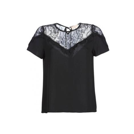 Moony Mood JANTUL women's Blouse in Black
