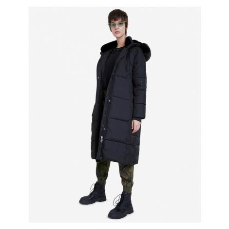 Desigual Katia Coat Black
