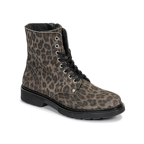 Bullboxer AHC501E6CEGRGRK girls's Children's Mid Boots in Brown
