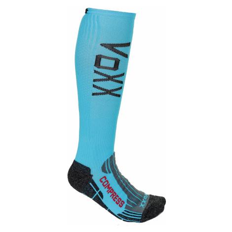 socks Voxx Flex - Neon Turquoise
