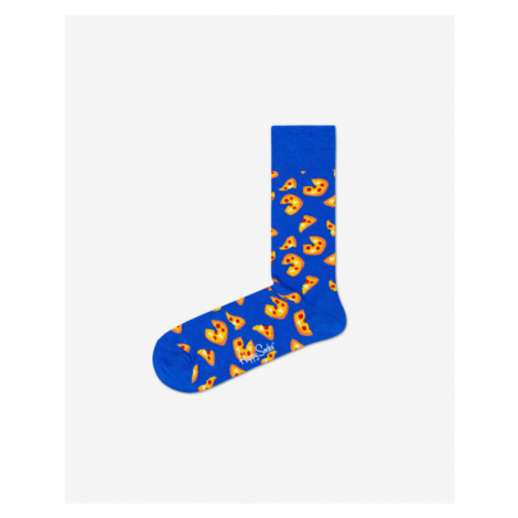 Happy Socks Pizza Socks Blue
