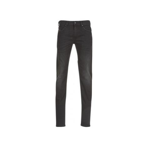 Diesel THOMMER men's Skinny Jeans in Black
