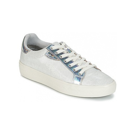 Tamaris RACAPI women's Shoes (Trainers) in White
