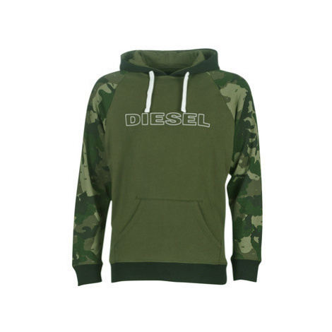 Diesel BRIAN men's Sweatshirt in Green