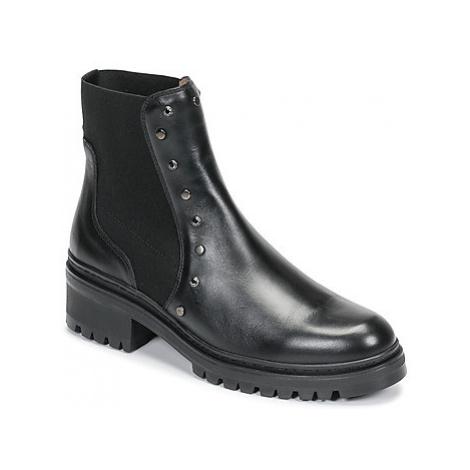Unisa IDELLA women's Mid Boots in Black