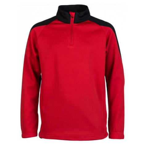 Kensis TONNES JR red - Boys' sweatshirt