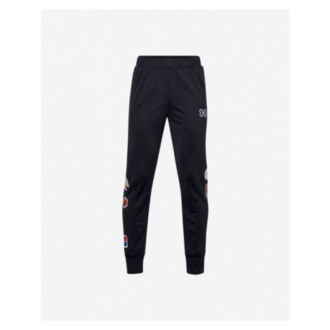 Under Armour Performance Kids Joggings Black