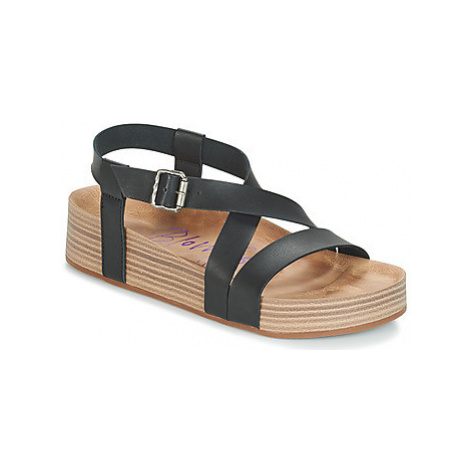 Blowfish Malibu MACEY women's Sandals in Black