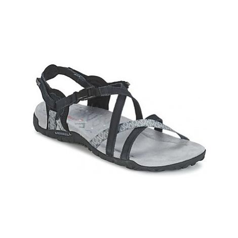 Merrell TERRAN LATTICE II women's Sandals in Black