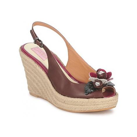 C.Petula GLORIA women's Sandals in Brown