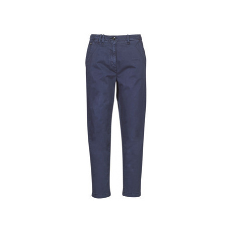 G-Star Raw PAGE BF CHINO WMN women's Trousers in Blue