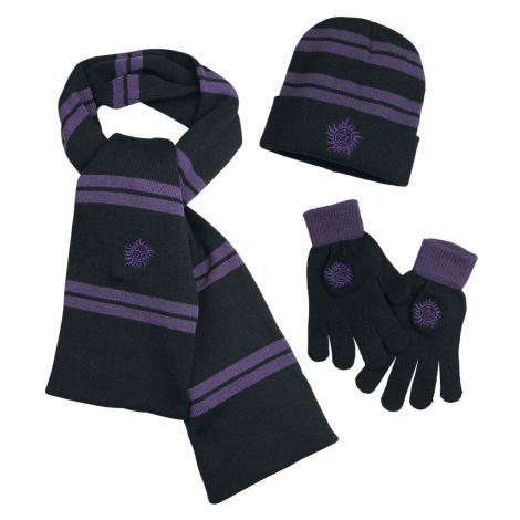 Supernatural - Pentagram - Scarf - purple-black