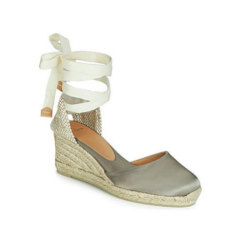 Castaner CARINA women's Sandals in Grey Castañer