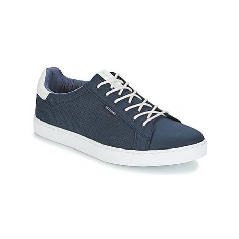 Jack Jones TRENT men's Shoes (Trainers) in Blue Jack & Jones