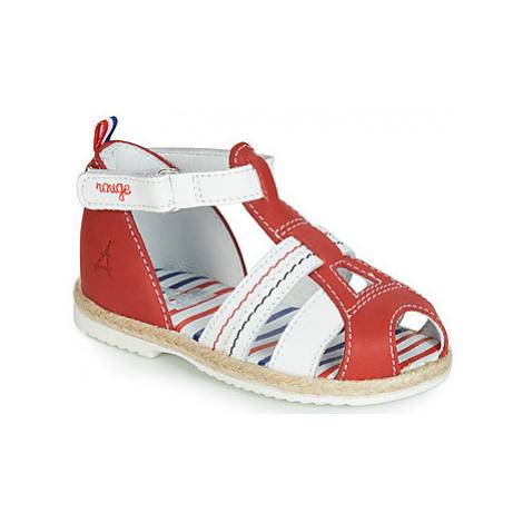 GBB COCORIKOO girls's Children's Sandals in Red