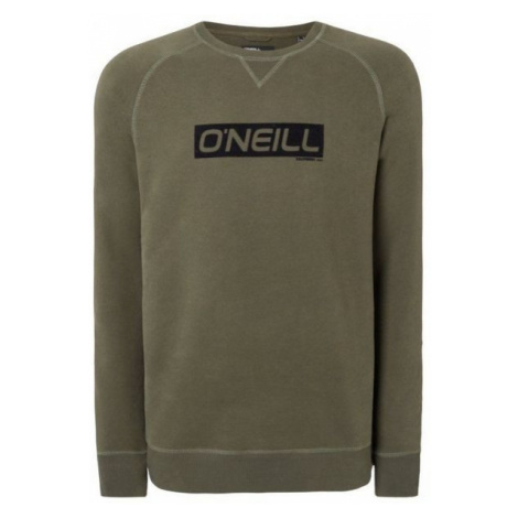O'Neill LM LGC LOGO CREW dark green - Men's sweatshirt