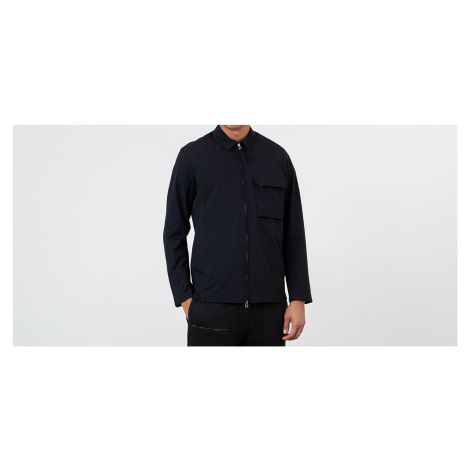 Norse Projects Jens Zip Dry Nylon Jacket Dark Navy
