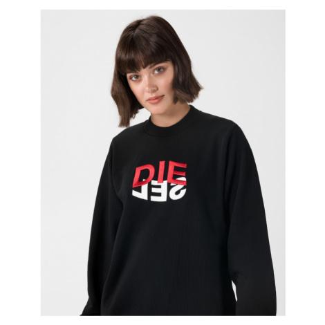 Diesel F-Ang Sweatshirt Black