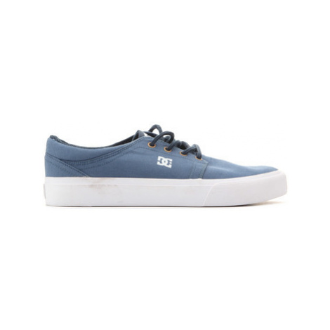DC Shoes Domyślna nazwa men's Shoes (Trainers) in Blue