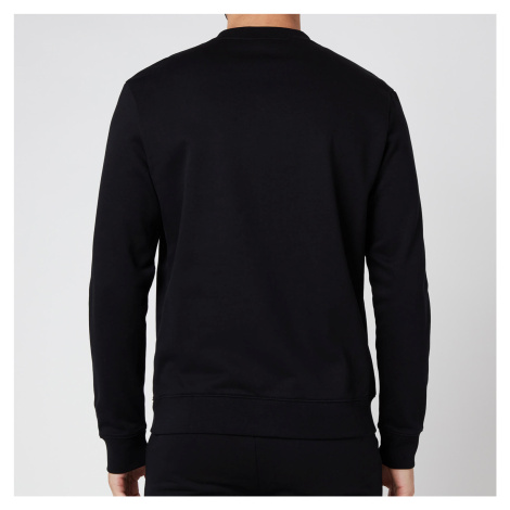 HUGO Men's Dicago Sweatshirt - Black Hugo Boss