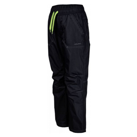 Lewro LEI green - Insulated kids' trousers