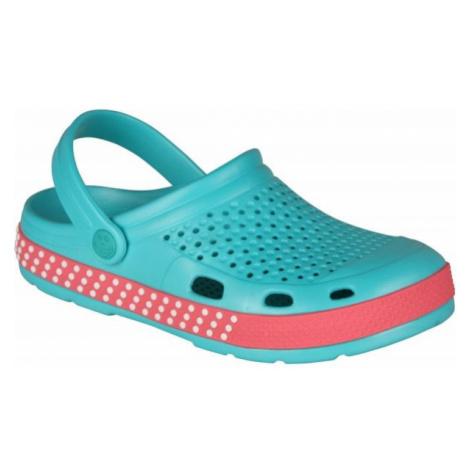 Coqui LINDO W blue - Women's sandals