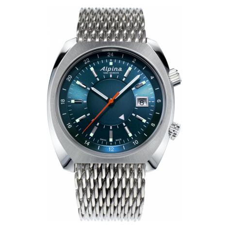 Alpina Watch Startimer Pilot Heritage Bracelet